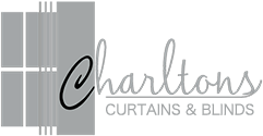 charltons curtains and blinds logo