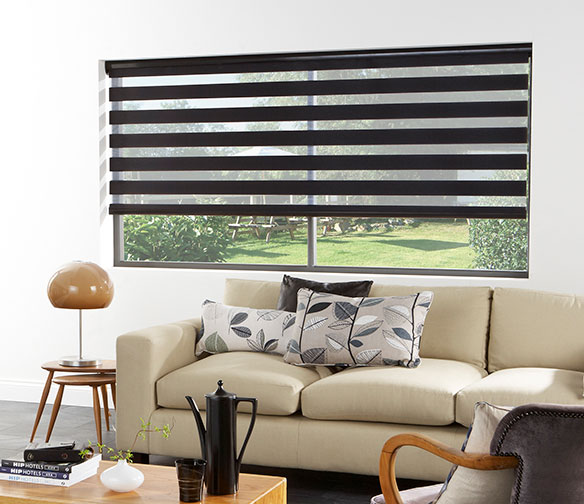 day and night blinds by Charltons Barnsley