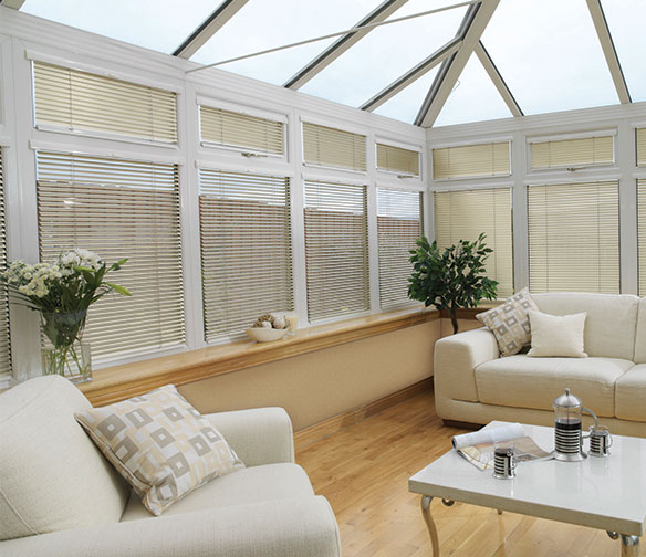 conservatory blinds by Charltons Barnsley